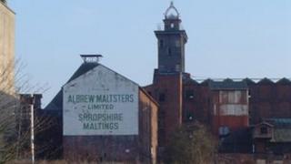 Ditherington Flax Mill