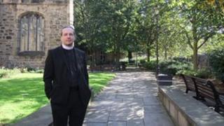 Reverend Dr Nicholas Buxton