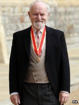 Sir Richard Stilgoe