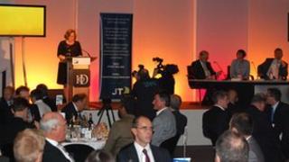 Institute of Directors debate in Guernsey
