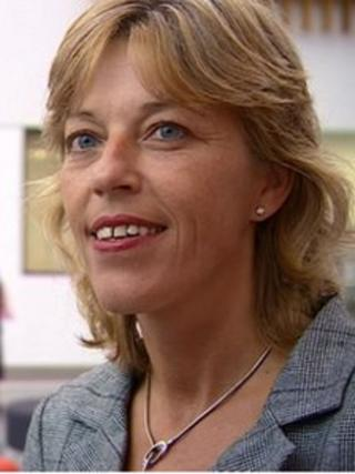 Tracy Doucét