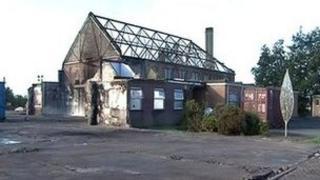 Arvalee Special School damage