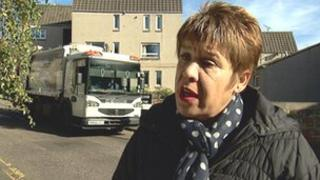 Lesley Hinds, Edinburgh City Council's transport and environment convener