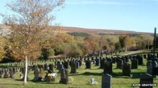 Blaenavon Cemetery