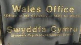 Swyddfa Cymru