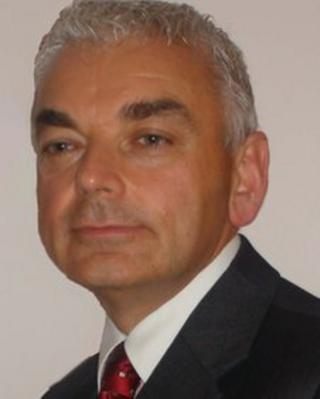Mark Cooke, Chief Executive Health