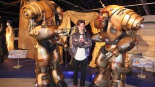 Matt Smith, the 11th Doctor Who