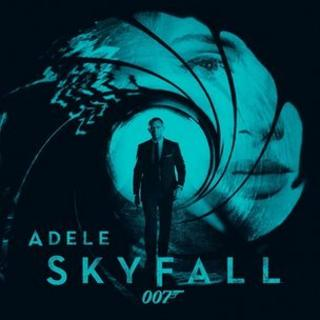 Adele's Skyfall