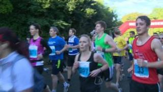 Liverpool Marathon 2012