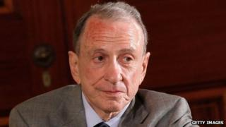 Arlen Specter attends a reception in honour of Jewish American Heritage Month May 27, 2010