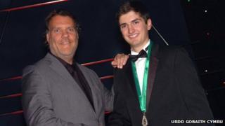 Bryn Terfel with Huw Ynyr Evans