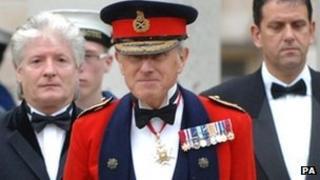 Lt Gen Sir John Kiszely