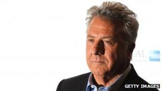 """Dustin Hoffman attends the Photocall for """"Quartet"""" at the BFI London Film Festival at Empire Leicester Square"""
