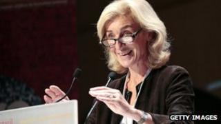CNIL president Isabelle Falque-Pierroti