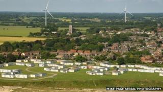 Kessingland wind turbines