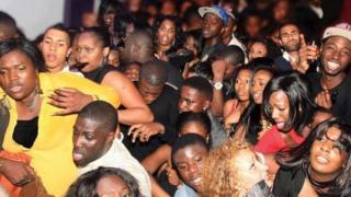 Lava nightclub crush
