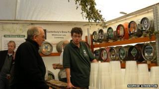 Kent Green Hop Beer Fortnight