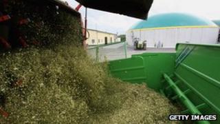 Biofuel production in Gross-Gerau, Germany - file pic