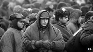 Argentinian prisoners of war