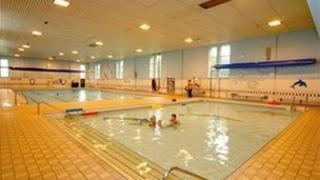 Haltemprice Leisure Centre. Picture East Riding of Yorkshire Council