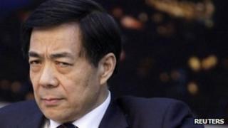 File photo: Bo Xilai