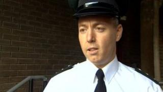 Chief Inspector Jon Burrows