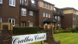 Crathes Court in Muirend, Glasgow