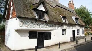 Bishop Bonner's Cottage, Dereham