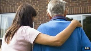 Age Cymru says 69% of elderly victims are elderly