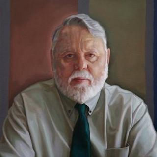 Terry Waite portrait by the Bingham Brothers