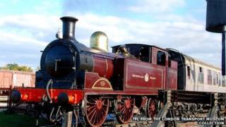Met Locomotive No. 1