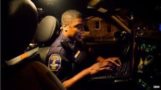 Police officer, US