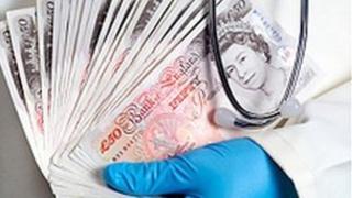 Medical money