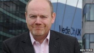 Former BBC Director General Mark Thompson (file image)