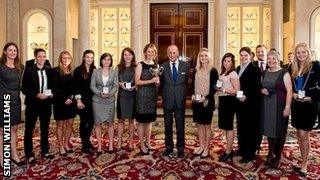 Kent Women and the Duke of Edinburgh