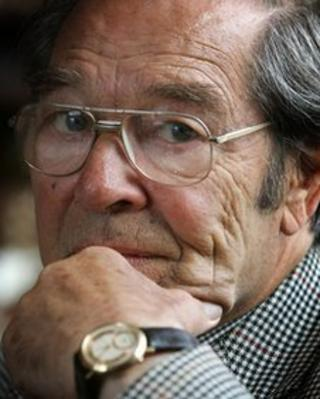 Dr George Daniels CBE