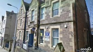 Crieff police office
