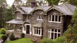 Aberglaslyn Hall