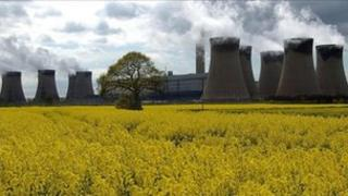 Drax Power Station, Selby, North Yorkshire
