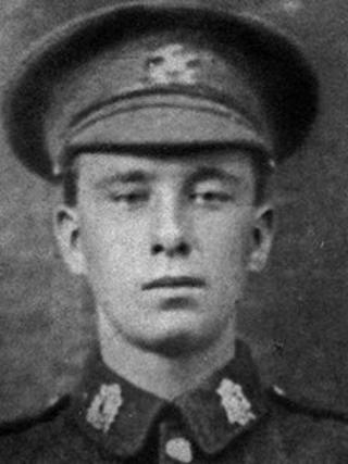 Private John Murray