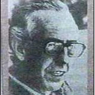 Archive picture of Carmelo Soria