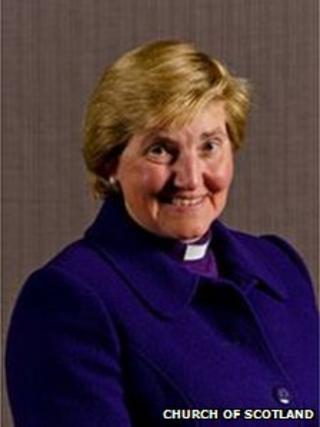 Reverend Lorna Hood
