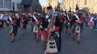 Clan gathering 2009