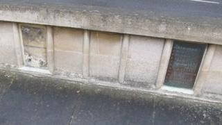 War memorial in Brentwood