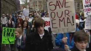 EMA protests