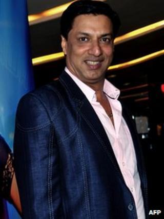 Bollywood director Madhur Bhandarkar