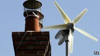 Domestic turbine