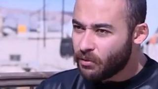 Mohammed Rafia speaks on television
