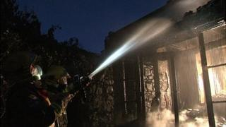 Fire at house in Collings Road, Guernsey