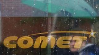 Comet window